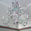 Venetian chandelier for a private castle