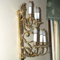 Sconces for a private castle